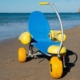 Blue Beach - Sedia mare per disabili