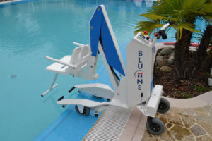 Pool lift BluOne