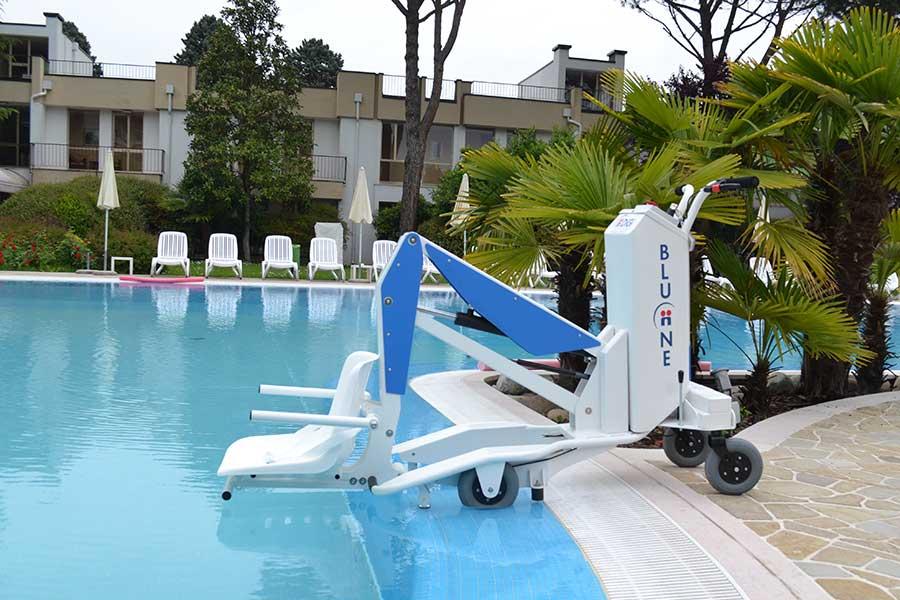 L vateur portable bluone pour piscine for Piscine portable