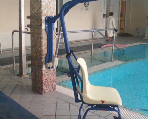 sollevatori a parete disabili