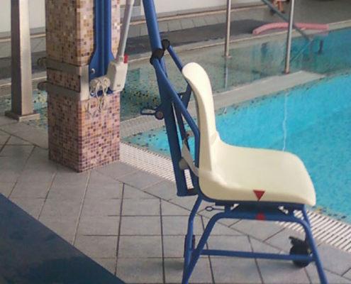 sollevatori per disabili