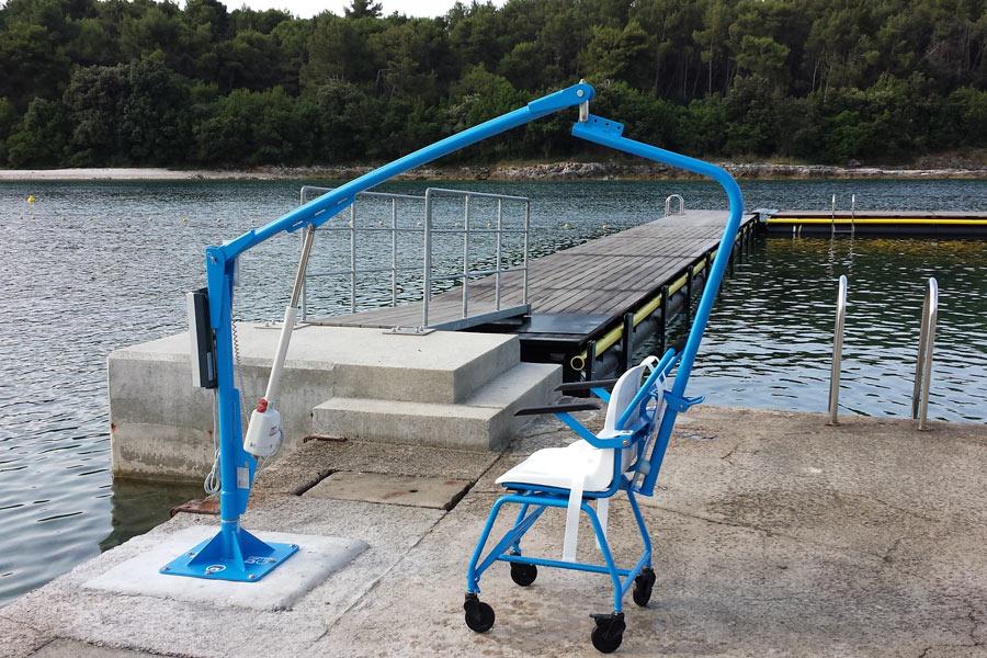 sollevatore disabili anziani