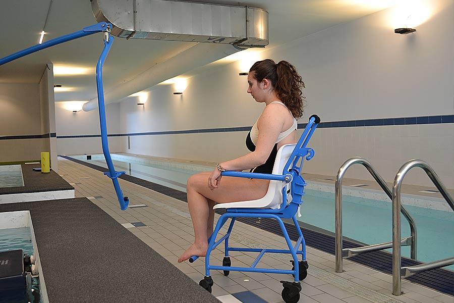 sollevatore fisso per disabili