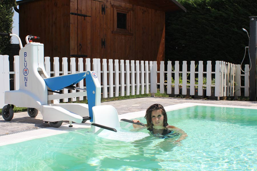 sollevatori da piscina