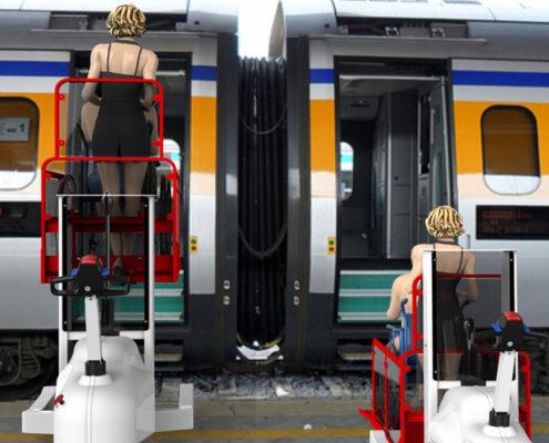 sollevatori disabili stazione ferroviaria