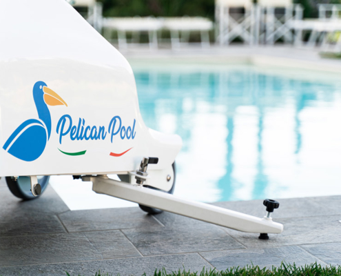 Sollevatore da piscina disabili