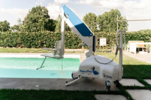 Sollevatori piscina disabili