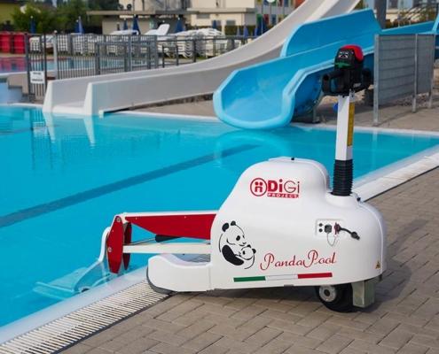 Sollevatori per piscine disabile