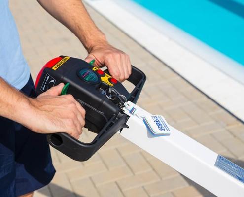 Sollevatori per piscine disabili