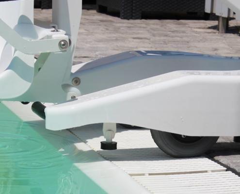 Sollevatori piscina per disabili