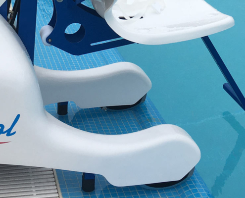 Sollevatori piscine disabile